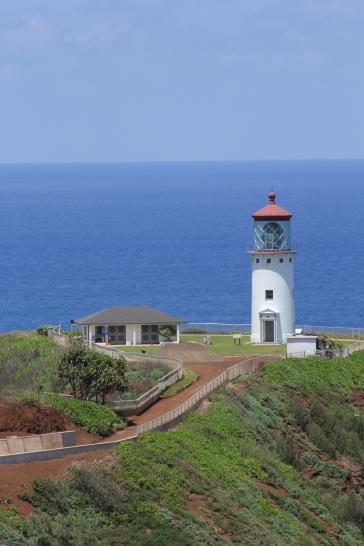 Kīlauea Lighthouse, Kauai, Hawaii